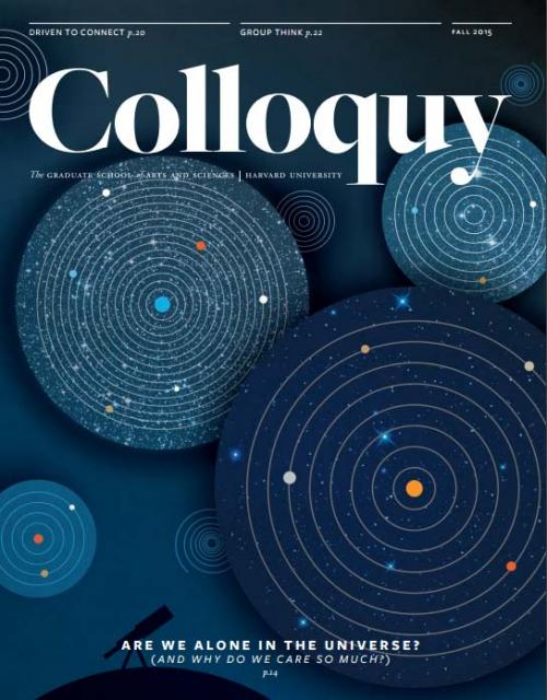 Colloquy cover Fall 2015