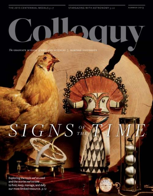 Colloquy cover Summer 2013